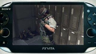 Unit 13 Demo PS Vita Game Play