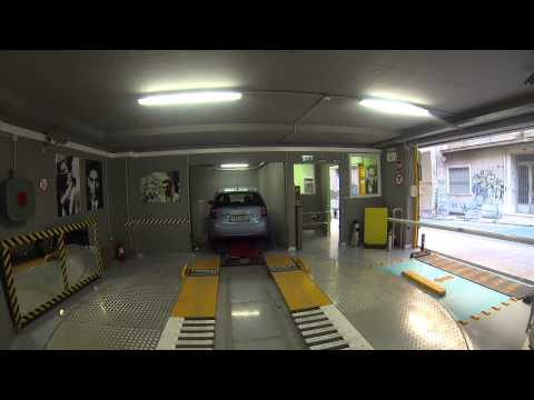 Automated parking system - Zalogou 3-5, Athens