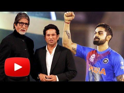 Bollywood Celebs Celebrates INDIA's WIN | India vs Australia | T20 World Cup 2016