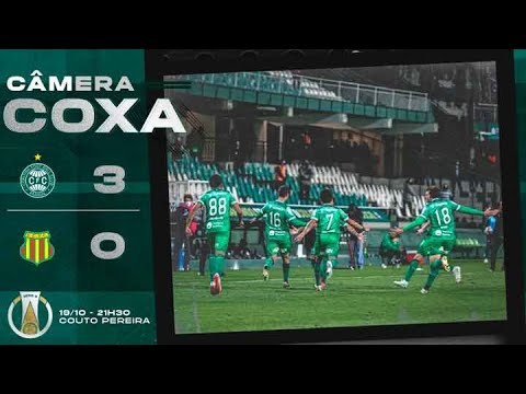 Download Câmera Coxa - Coritiba x Sampaio Corrêa