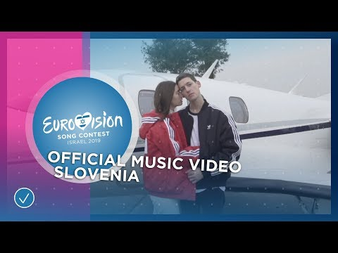 VIDEO Letra/Lyrics - Sebi - Zala Kralj & Gašper Šantl - Slovenia 🇸🇮 - Official Music Video - Eurovision 2019