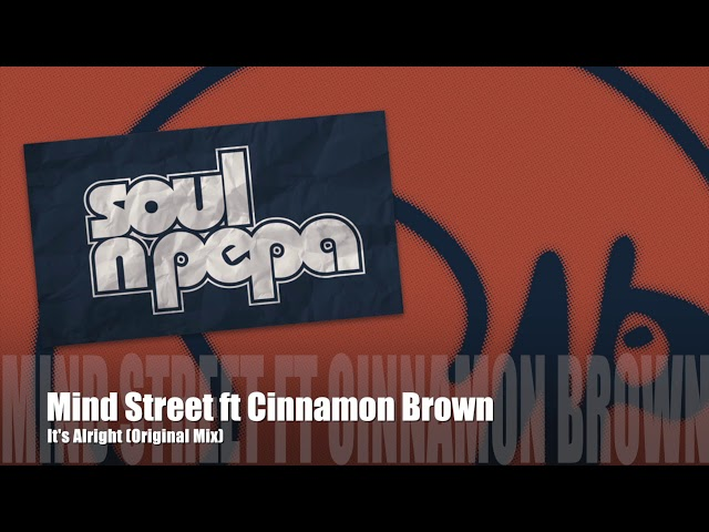 Mind Street ft Cinnamon Brown (Original Mix)