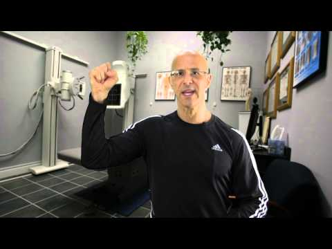 SHOULDER BURSITIS - 2 Medically Proven Exercises to Take Away the Pain / Dr Mandell