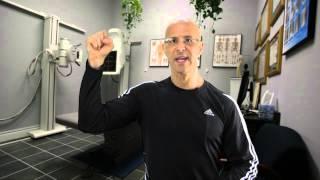 SHOULDER BURSITIS - 2 Medically Proven Exercises to Take Away the Pain / Dr Mandell