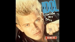 · BILLY IDOL - Catch My Fall (Remix Fix)  Vinyl 1982