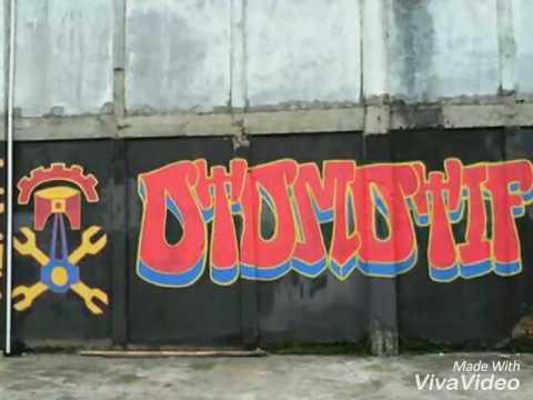 Download 50 Koleksi Gambar Grafiti Otomotif Terbaik