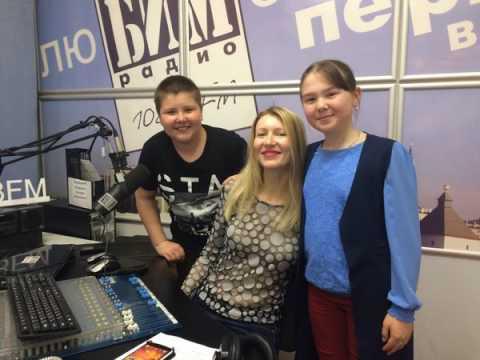 Созвездие талантов: у нас в гостях Инсаф Ганибаев и Миляуша Нугманова!