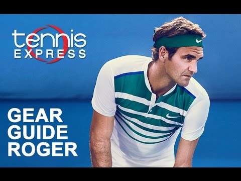 Roger Federer Gear Guide For Australian Open Tennis Express Youtube
