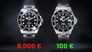 Uhren von unter 100€-1000€: Diese Uhren würde ich mir kaufen!