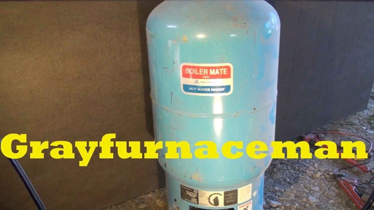 The boiler water heater - YouTube