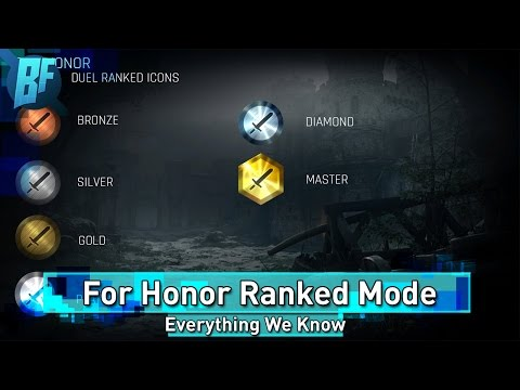 For Honor: Competitive Mode Confirmed? Everything We Know So Far