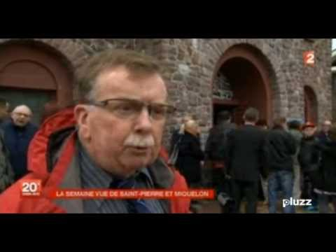 Reportage Saint-Pierre et Miquelon - 09 juin 2013 - France 2