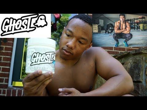 Christian Guzman Ghost Legend Blue Lemon Lime Preworkout Unboxing & HONEST Taste Review