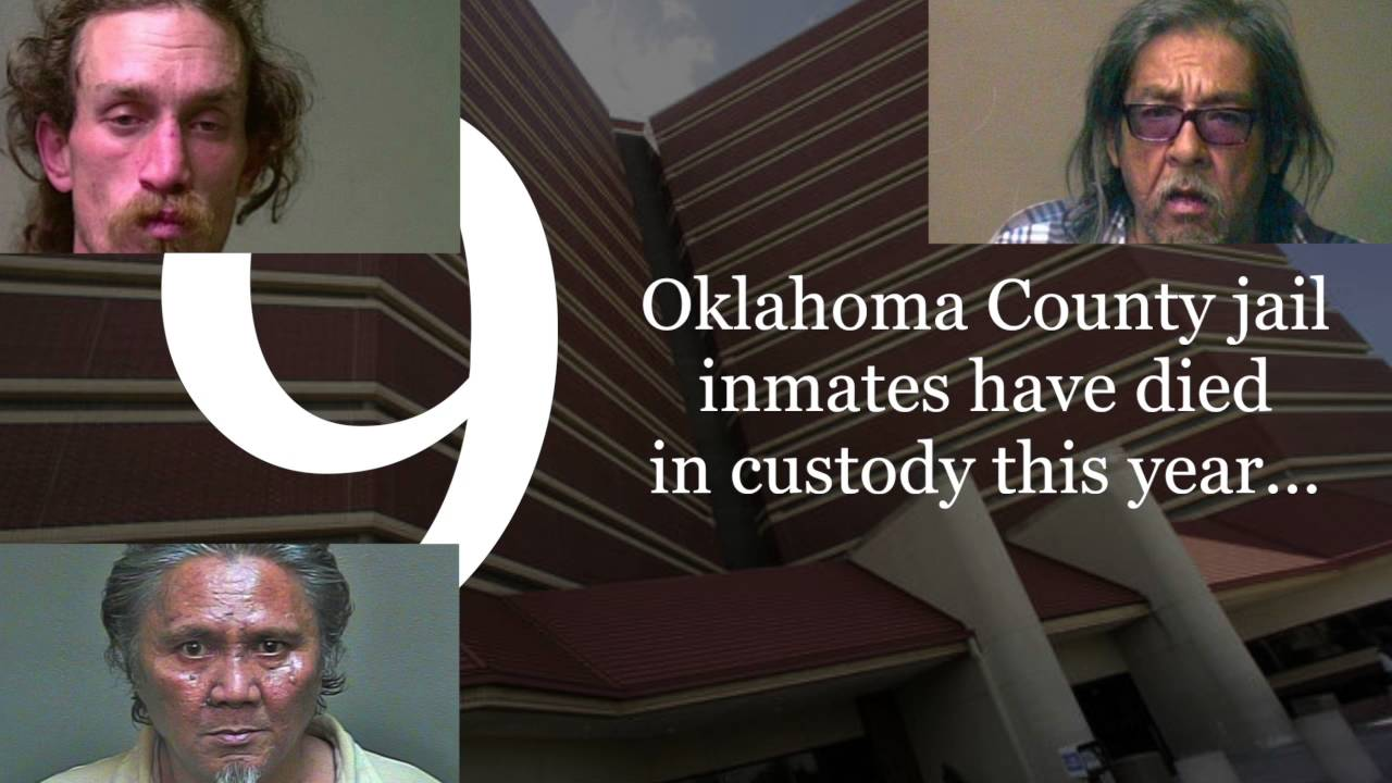 Oklahoma County jail inmate deaths teaser