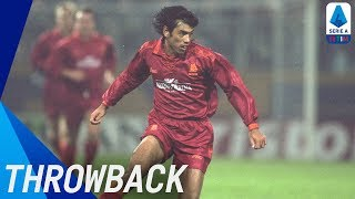 Daniel Fonseca | Best Serie A Goals | Throwback | Serie A TIM