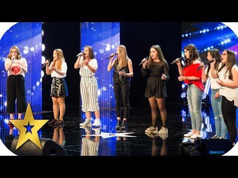 Ninfas do Atlântico  Audições PGM 05  Got Talent Portugal 2018
