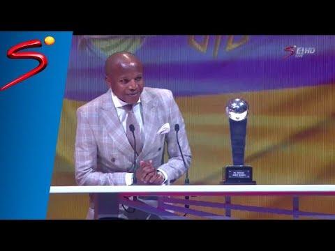 PSL Awards: ABSA Premiership Footballer of the Season 20162017  Lebogang Manyama