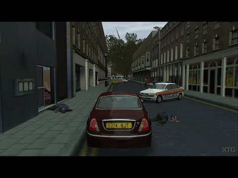 The Getaway PS2 Gameplay HD (PCSX2)