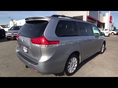 2011 Toyota Sienna Northern California, Redding, Sacramento, Red Bluff, Chico, CA BS014841
