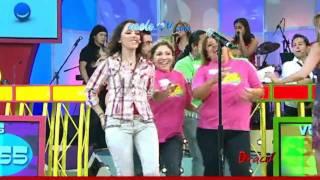 Carla Carrillo Jeans Tanga Negra HD