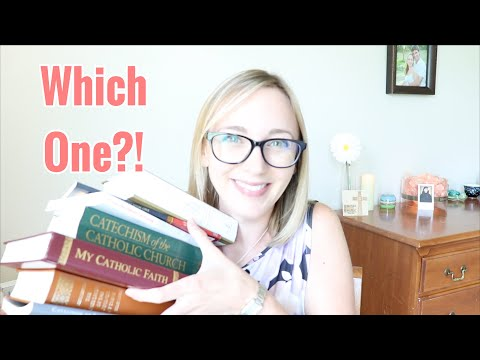 The Catechism of the Catholic Church: Options for Adults and Kids!