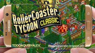 ¡Diversión! Descargar RollerCoaster Tycoon® Classic v1 2 1 1712080 Apk +  Obb | Android | Gameplay by TODOAQUIBYALEX