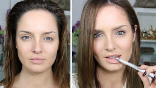 The Perfect Easy & Affordable Makeup For Work!