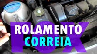 Video VW Fox - Troca do Rolamento da Correia Poly V download MP3, 3GP, MP4, WEBM, AVI, FLV Juli 2018