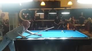 Poppy Versus Annita Kanjaya di Final 9 Ball Single Liga PEPI (Pebiliar Putri Indonesia) 2016
