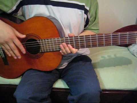 Bai Tap 7 Guitar - Con Yeu Em Mai - Nguyen Trung Cang