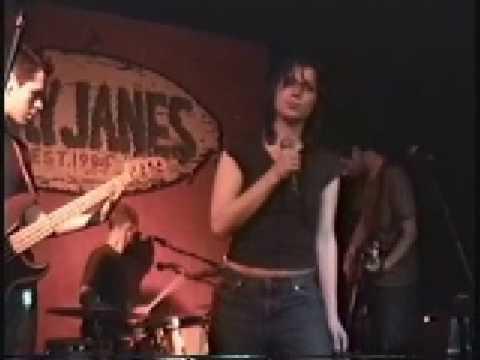 Sarah Shannon Part 2 (Lead Singer Of Velocity Girl) 2002 Houston Live Concert