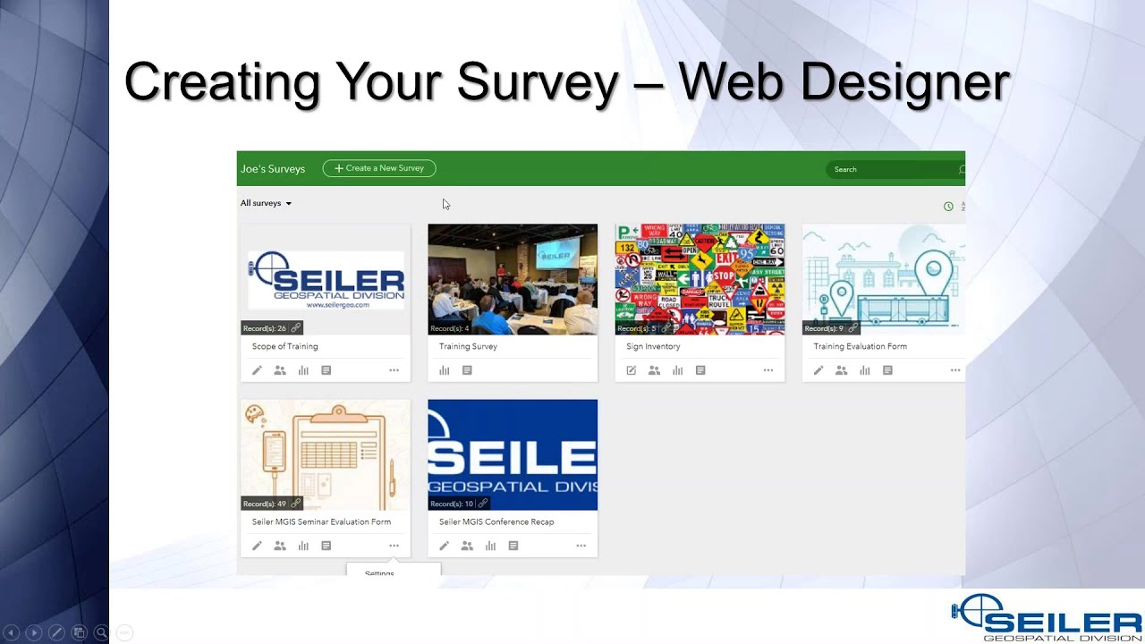Survey123 for ArcGIS - What is it?