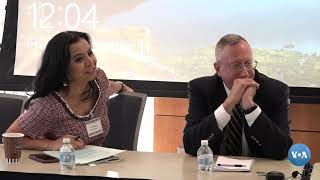 CESS 2019/Central Asia (PART 2): Roundtable with former U.S. ambassadors