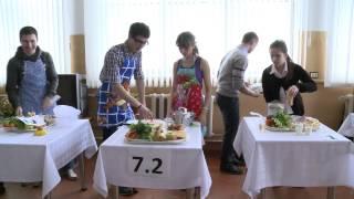 Кулинарный поединок студгородка ЮУрГУ