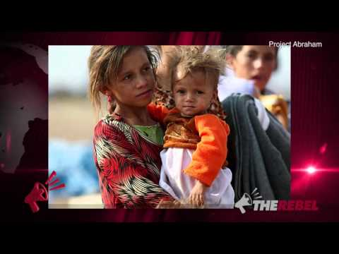 Trudeau government should do more to help Yazidis, Iraq's indigenous people