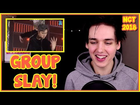 NCT - BLACK ON BLACK @ NCT 2018 EMPATHY SHOWCASE REACTION [OH WOW]