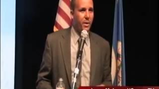 Jawar Mohammed on Political Islam vs. Ethiopian Oromo [Amharic]