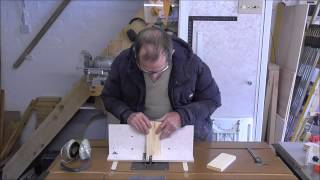 Router Box Joint Jig, Testing