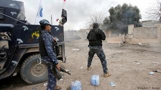 أخبار عربية - تنظيم #داعش يهاجم #القوات_العراقية بـ #أسلحة_كيميائية