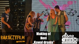 Making of: Novi - Kawał drania (Disco-Polo.info)