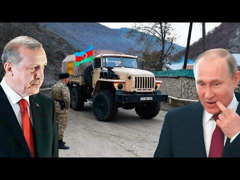 Эрдоган захлопнул кавказский капкан: пограничный конфликт Армении и Азербайджана - приговор для ОДКБ