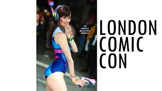 Download lagu THIS IS MCM LONDON COMIC CON 2019 COSPLAY MUSIC VIDEO MAY MCM EXPO EUROPE VLOG ANIME ASMR MP3