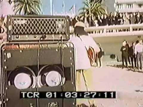 captain Beefheart-1968-01-27 Cannes beach (Bouton rouge)