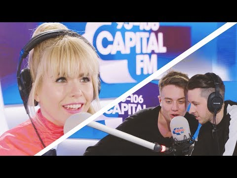 Paloma Faith And Sigala Get Pranked On LIVE RADIO