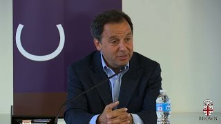 "Ron Suskind revisits ""A Hope in the Unseen"""