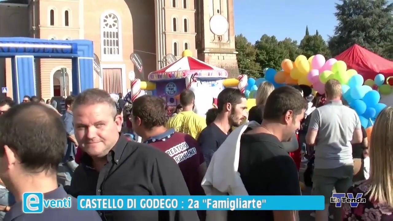 EVENTI - Castello di Godego: 2a Famigliarte