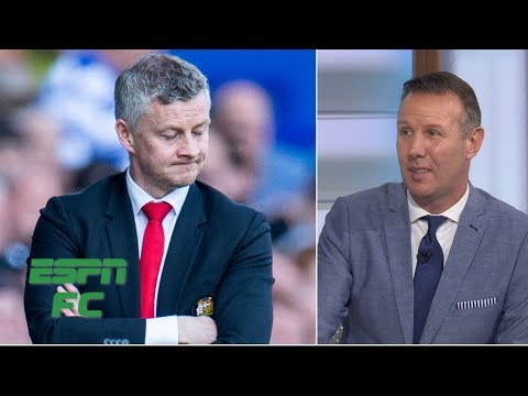 Manchester United played 'absolutely abysmal' against Everton - Craig Burley | Premier League