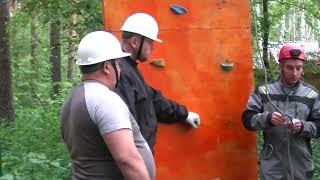 Обучение промышленных альпинистов в Екатеринбурге