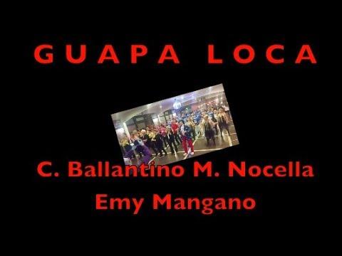 Guapa Loca Balli di gruppo Meneito Cumbia di Claudio Ballantino in coll M. Nocella