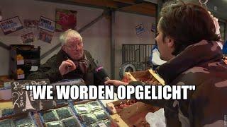 Haagse marktkoopmannen woedend: 'Het is kut!'